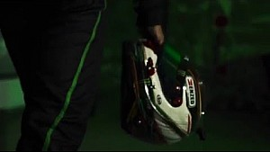 Monster Energy Cam Waters Livery Launch