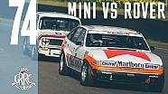 Unbelievable battle Royale   Mini v Rover SD1