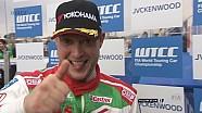 WINNERS'S INTERVIEW - Rob huff talks