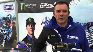 Monster Energy Yamaha Factory Racing