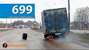 Car Crashes Compilation # 699 - April 2016