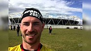 Driver's Diary Danny Watts (#42  Strakka Racing)