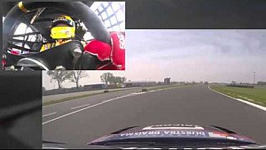 Onboardlap live comments Slovakiaring Tom Coronel FIA WTCC 2016