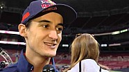 2016 - Race Day LIVE! - St. Louis - Marvin Musquin Interview
