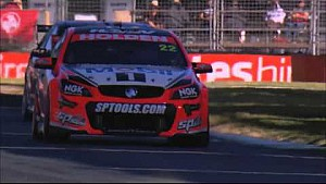 Holden Racing Team - Coates Hire Sydney 500 Preview