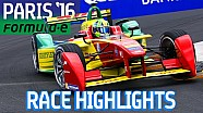 Mistakes & Overtakes: Paris 2016 Race Highlights - Formula E