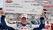 Ty Dillon, the $100,000 man at Richmond