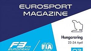 Eurosport Magazine 2016 - Hungaroring