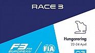 F3 Europe - Hungaroring 2016 - Course 3