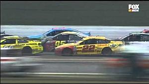 NASCAR Sprint Cup Series Talladega: Matt Kenseth and Danica Patrick crash