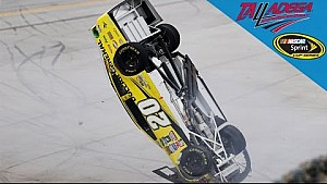 Wild ride for Kenseth and Patrick