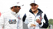 Williams Martini Racing – 2016 & Beyond | Mobil 1 The Grid