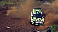 FIA ERC - Seajets Acropolis Rally - Emotional Helicopter SS8-SS9