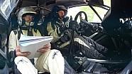 FIA ERC - Seajets Acropolis Rally - CRASH MultiCam Lukyanuk  SS9