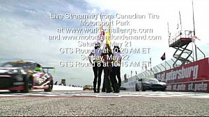 PWC 2016 Canadian Tire Motorsport Park Live Streaming Promo
