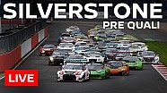 Live: Silverstone - Pre-Qualifying - Blancpain Endurance Series