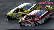 Kenseth holds off Larson to win at Dover