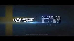 Drift Allstars 2014 Drift GP of Sweden Track Preview