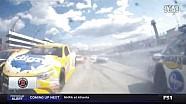 Motorsport.com中文网:Nascar Sprint Cup多佛站大撞车,数不清多少辆赛车被干掉了