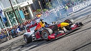 Lebanon, and on, and on with Carlos Sainz and an RB7!