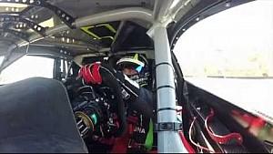 Lamborghini Squadra Corse - IMSA Laguna Seca onboard