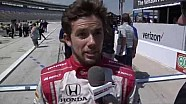 HPD Trackside -- Firestone 600 IndyCar Qualifying Report