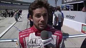 HPD Trackside -- Firestone 600 IndyCar Qualifying Report