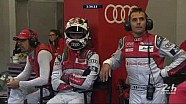 Close Up on Audi #7 at 24 Hours of Le Mans qualifying