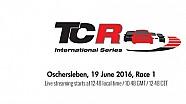 Canlı Yayın: TCR Oschersleben 1. Yarış