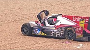 24H du Mans - Accident de la n°46 de Thiriet by TDS Racing
