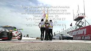 PWC 2016 Road America Live Streaming Promo