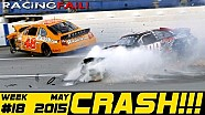 Racing & Rally Crash Recopilación de la semana 18 de mayo de 2015