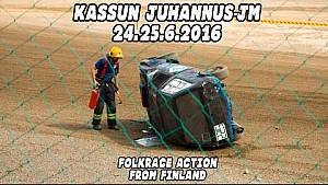 Kassun Juhannus-JM 2016 (Crash & Action)