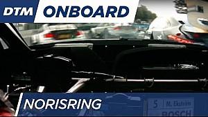 DTM Norisring 2016 - Mattias Ekström (Audi RS5 DTM) - Re-Live Onboard (Race 2)