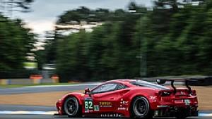 Le Mans Sights & Sounds - Ferrari