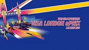 Watch Formula E Practice, Qualifying & The Race LIVE From London!