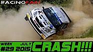 Racing & Rally Crash Recopilación de la semana 29 de julio de 2015
