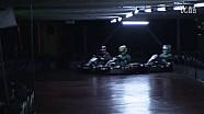 Nextev TCR蔚来汽车车队车手单挑Formula E解说Jack。