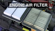 How To Replace The Engine Air Filter In A Subaru (Impreza, WRX, STI, Forester, Outback)