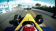 Formula E第二赛季布埃米表现精彩瞬间