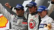 GP de Hungría 2006...con Pedro de la Rosa