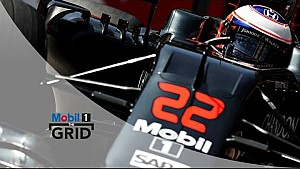 Olympic Drive – Tom Stallard On Being Jenson Button's Race Engineer | Mobil 1 The Grid