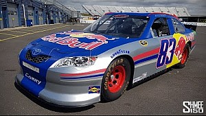 Time to Drive a NASCAR!