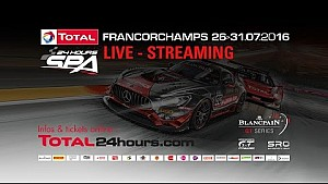 LIVE: 24 Hours of Spa - MAIN RACE - Part 3