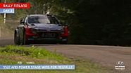 Rally Finland Day Three - Hyundai Motorsport 2016