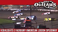 World of Outlaws Craftsman Late Models #FALS July 30th, 2016 | HIGHLIGHTS