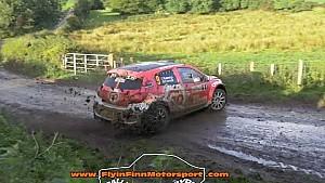 Ulster Rally 2016 (Flyin Finn Motorsport) Rally Action