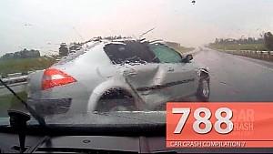 Car Crashes Compilation # 788 - August 2016