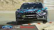 Ford Focus RS RX at Loheac | FIA World Rallycross | Ford Performance