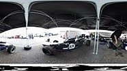 Le Grand Prix Historique de Zandvoort à 360°